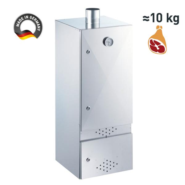 """Kalträucherschrank """"Mini"""" aus aluminiertem Stahlblech"""