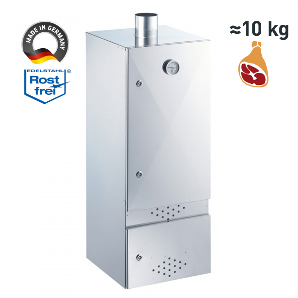 "Kalträucherschrank ""Mini"" aus Edelstahl rostfrei 2 R / 4301 III d"