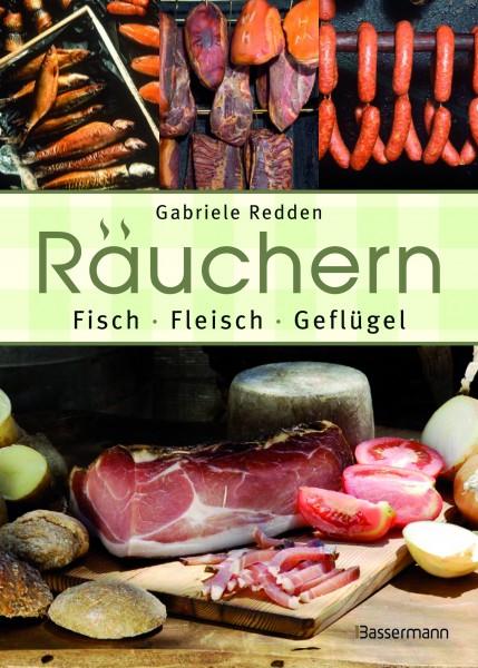"""Fachbuch """"Räuchern Fisch-Fleisch-Geflügel"""" Gabriele Redden"""