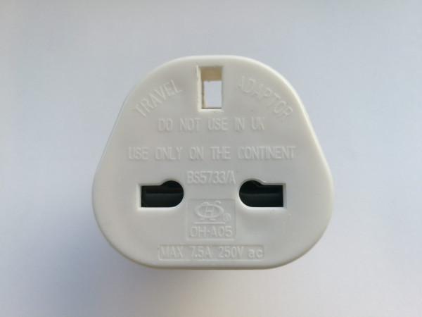 Elektrischer Anzünder 700 Watt